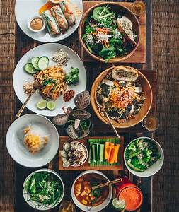 Best Vegan-Friendly Bali Restaurants For Perfect Instagram Shots | Food flatlay, Food ...