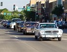 Image result for parade of cars