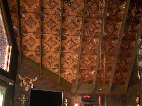 ct 201 ceiling tile antique copper