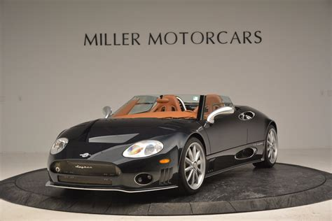 Spyder Price by Used 2006 Spyker C8 Spyder Sold Mclaren Greenwich Ct