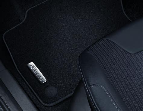floor mats velours floor mats velours front black ford accessory catalogue