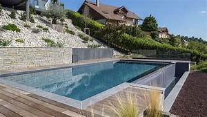Piscine A Débordement : 67 best piscines d bordement images on pinterest ~ Farleysfitness.com Idées de Décoration