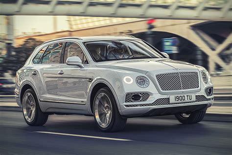 2019 Bentley Bentayga Hybrid Hiconsumption