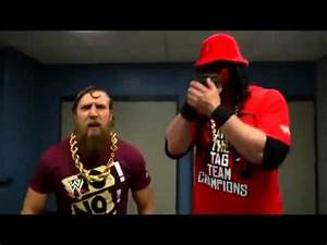 WWE The Crazy Team Of All Time : Team Hell No!! - YouTube