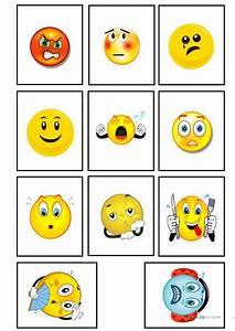 All Worksheets » Free Printable Feelings Worksheets ...
