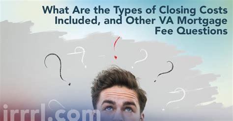 Va Closing Costs Archives