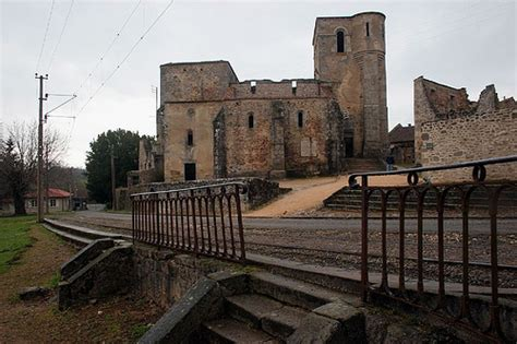 abandoned places in us flickriver photos from oradour sur glane limousin france