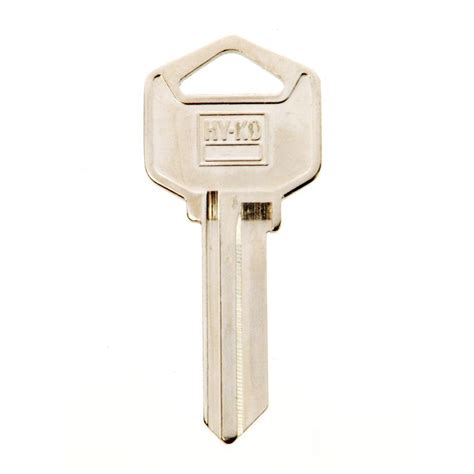 Hyko Blank Lsda Key11010ez1  The Home Depot