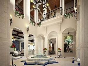 Luxury palace interior design in the UAE | Spazio