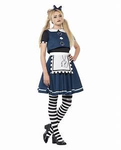 Gruselige Halloween Kostüme : dunkle alice damenkost m d stere halloween alice horror ~ Frokenaadalensverden.com Haus und Dekorationen