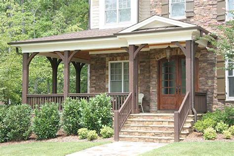 Timber Porch Kits by Timber Porch Kits Southern Woodcraft