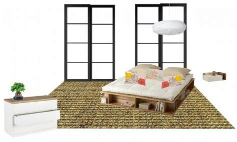 chambre japonais chambre japonaise 3 idées pour s 39 inspirer clem around