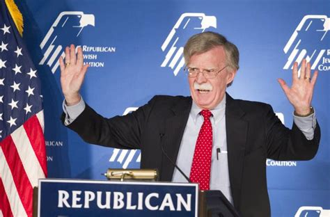 John Bolton Remarks Hillary Clinton Should Be Disqualified ...