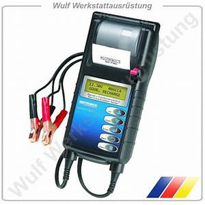 Kfz Batterie Tester : batterietester midtronics mdx 335p ~ Watch28wear.com Haus und Dekorationen