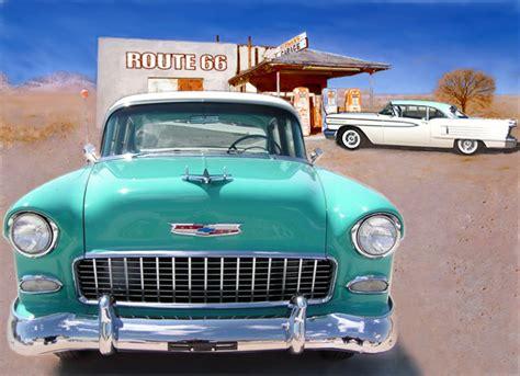 Route 66, The Legend Road Autoevolution