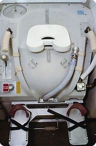 Toilet Of International Space Station  9 Pics