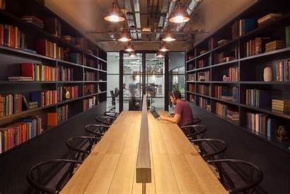 Office Zoopla London Offices Library Modern Headquarters