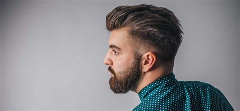 how to style hair for guys s hair pepper s salon spa 2232