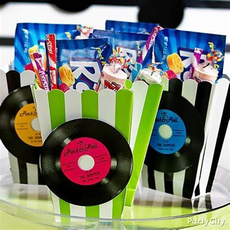 great page   party ideas  theme party favors