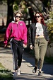 Kristen Stewart and girlfriend Sara Dinkin steps out for a ...