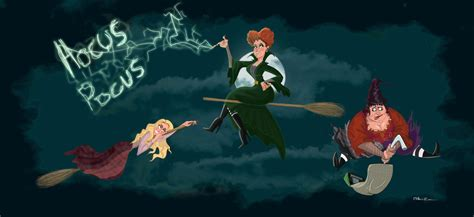 Wallpaper Hocus Pocus by Hocus Pocus By Mikethemike On Deviantart