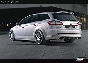 Ford Mondeo Mk4 Facelift 11