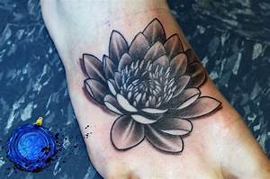 32+ Awesome Black Lotus Tattoos