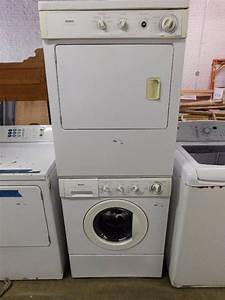 Kenmore Stackable Washer Dryer Repair Manual