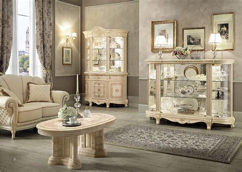 versailles classic italian furniture dining room