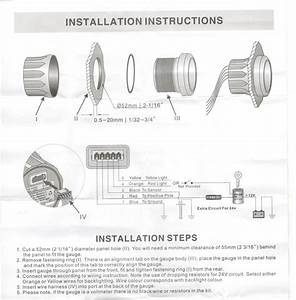 Marine Fuel Tank Wiring Diagram