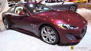 2017 Maserati Granturismo Sport - Exterior and Interior ...