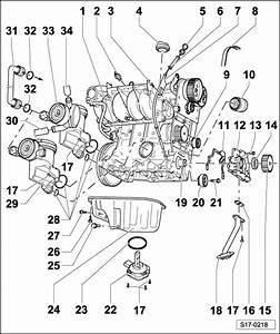 Skoda Workshop Manuals  U0026gt  Fabia Mk2  U0026gt  Power Unit  U0026gt  1 4  63