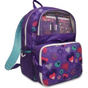 Walmart School Supplies Backpack