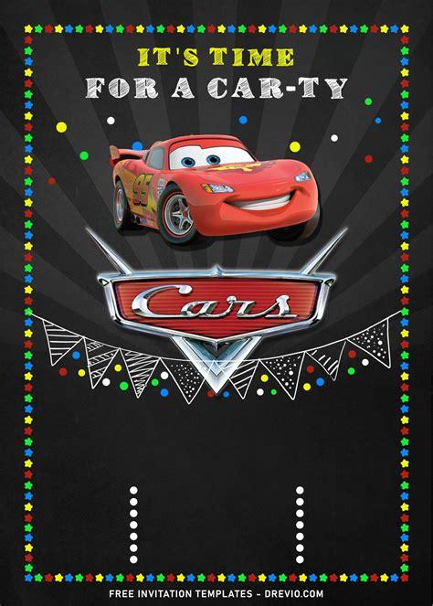 super cool disney cars chalkboard themed birthday