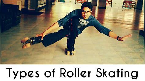 disciplinestypes  roller skating youtube
