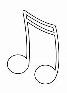 musical notes clip art black | Clipart Panda - Free ...