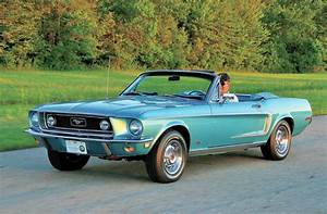 1968 Ford Mustang GT - Convertible Caretaker Photo & Image Gallery