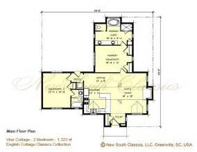 two bedroom cottage 2 bedroom cottage plans house plans home designs