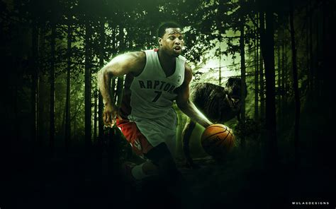 kyle lowry raptors   wallpaper basketball