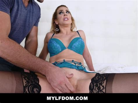 mylfdom tied up mom fucked by her step son free porn