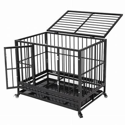 Dog Kennel Cage Divide Playpen Crate Tray