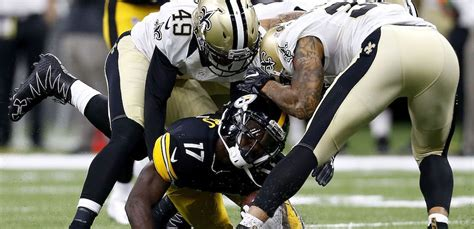 Watch Pittsburgh Steelers Vs. New Orleans Saints Live ...