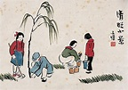 Culture Insider: Qingming Festival marked in Chinese paintings[1]- Chinadaily.com.cn