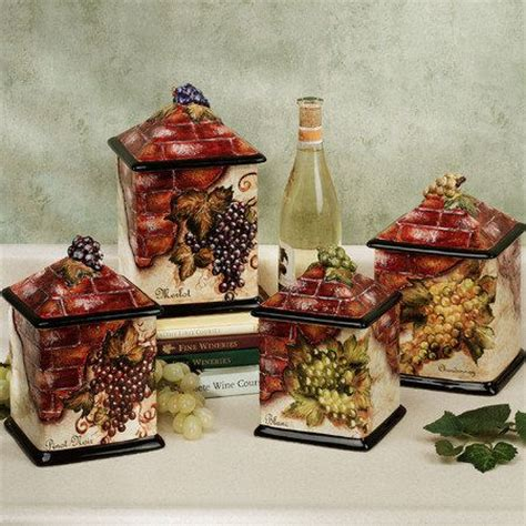pin by deanna hilbert on kitchen canisters pinterest