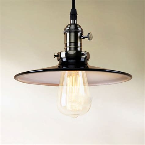 industrial vintage style pendant lights by unique s co