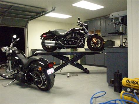 Harley Davidson Lifts & Stands For Every