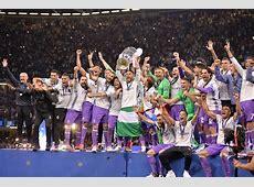 Stipendi Real Madrid 20162017 da CR7 all'ultimo canterano