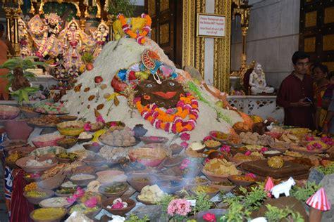Govardhan Puja Celebration  Iskcon Ujjain