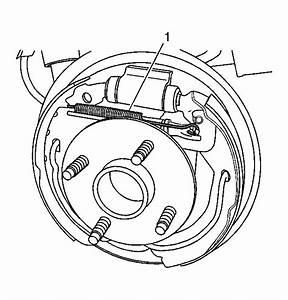 2006 Cobalt Rear Drum Brake Diagram