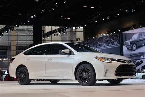 2018 Toyota Avalon Is Just A Step Away From The Title Of